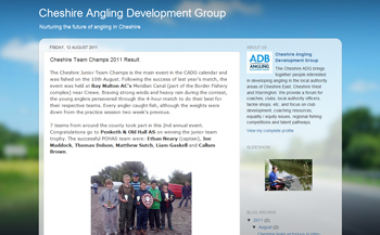 Cheshire Angling Development Group