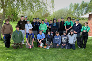 Cheshire Angling Development Group Junior League