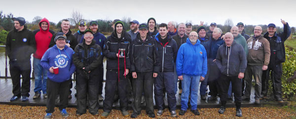 Dogs Bollocks Anglers - March 2017