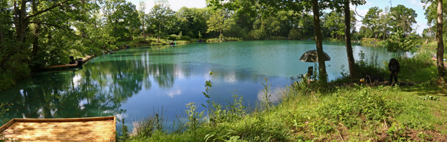 Weston Pools - Clay Pit